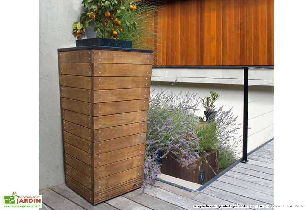 Nouvelle collection de bacs fleurs mobilier de jardin for Blog amenagement jardin