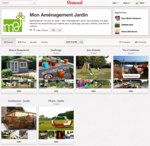 Pinterest mon am nagement jardin for Mon amenagement jardin