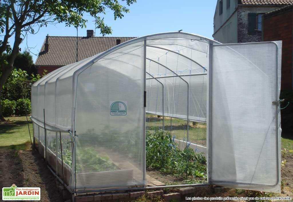 Du nouveau c t serre de jardin mobilier de jardin for Blog amenagement jardin