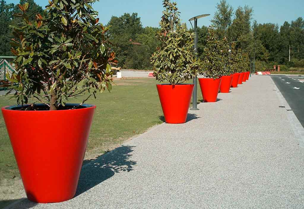 pots de fleurs g ants mobilier de jardin rangement jeux am nagement jardin blog mobilier. Black Bedroom Furniture Sets. Home Design Ideas
