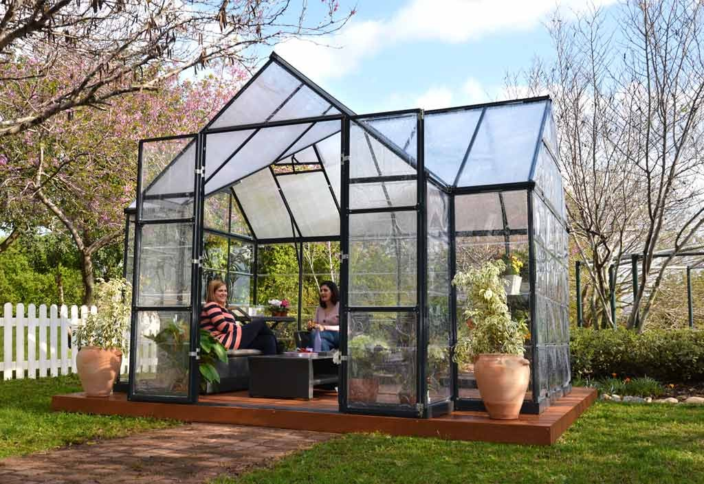 Serre de jardin polycarbonate orangerie for Blog amenagement jardin