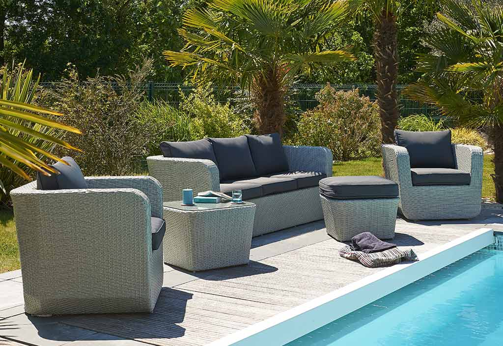 Salon de jardin en promotion mon am nagement jardin blog for Amenagement jardin mobilier